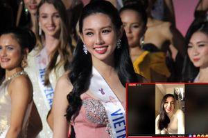 Livestream với Thùy Tiên trước Chung kết Miss International 2018, Á hậu Quốc tế Thúy Vân: 'Năm nay chị mà được làm BGK thì…'