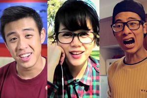 JVevermind, An Nguy, HuyMe và những vlogger Việt hot nhất ngày ấy giờ ra sao?