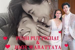 Push Puttichai - Jooy Warattaya: Câu chuyện tình nhiều mật ngọt nhưng cũng không ít đắng cay
