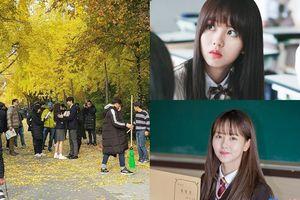 Lộ diện những hình ảnh đầu tiên của Kim So Hyun cùng bạn diễn mỹ nam trên phim trường 'Love Alarm'