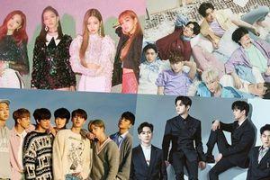 Loạt thần tượng vừa đạt chứng nhận bạch kim từ Gaon: BlacPink. iKON, Got7 và …