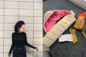 Thêm một 'nạn nhân' của mua hàng online: Đặt mua áo thun tay dài, cô gái nhận được mũ và ống tay áo phao đã được cắt rời