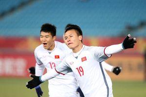 U23 Việt Nam thi đấu với đội hình nào ở vòng loại U23 châu Á 2020?