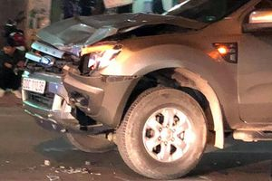 Vì sao tòa Thái Nguyên hoãn xử vụ Ford Ranger đâm chết 4 người?
