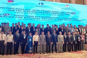 Khai mạc Hội thảo khoa học quốc tế Biển Đông lần thứ 10