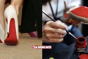 Tại sao giày Louboutin lại có giá cao 'ngất trời'?