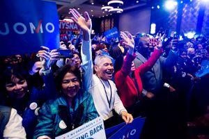 Những hình ảnh ấn tượng nhất của cuộc bầu cử giữa kỳ ở Mỹ