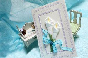 3 cách làm thiệp handmade đẹp và ý nghĩa để tặng thầy cô nhân ngày 20/11
