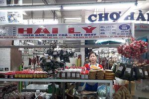 Đà Nẵng: Truy xuất nguồn gốc thực phẩm bằng điện thoại thông minh tại chợ Hàn