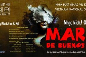Nhạc kịch Maria de Buenos Aires được trình diễn vào ngày 15/11 tới