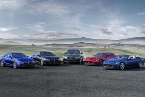 Maserati: Những lần đổi chủ để thành công