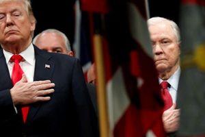 Vừa xong bầu cử, ông Trump sa thải Bộ trưởng Bộ Tư pháp