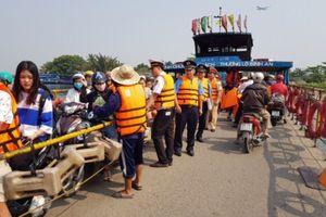 TP.HCM: 'Văn hóa giao thông với bình yên sông nước' phát huy hiệu quả