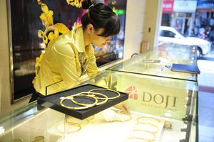 Thị trường vàng ảm đạm sau khi phục hồi đà tăng