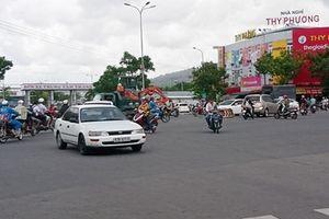 Phạt 'nguội' tình trạng xe dù, bến cóc ở bến xe trung tâm Đà Nẵng