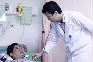 Cứu sống bệnh nhân bị điện giật ngưng tim