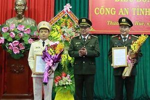 Công an tỉnh Thừa Thiên - Huế có tân Giám đốc