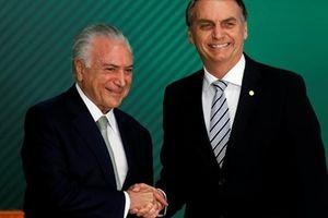 Chưa nhậm chức, Tổng thống đắc cử Brazil đã gặp khó trong chính sách