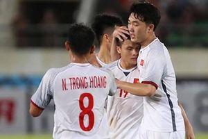 Việt Nam 3 - 0 Lào: Chiến thắng dễ dàng