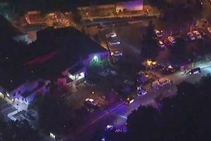 Tay súng bị bắn hạ sau khi giết chết 10 người trong quán bar