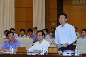 Bộ trưởng Tư pháp: Cần giao Chính phủ phê duyệt Chương trình GDPT
