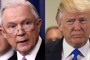 Tổng thống Trump 'trảm' Bộ trưởng Tư pháp ngay sau bầu cử giữa nhiệm kỳ