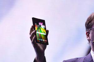 Samsung hé lộ smartphone màn hình gập tương lai