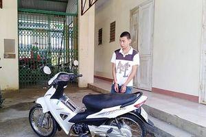 Truy tố nguyên thầy giáo trộm xe máy ở Đắk Lắk