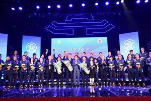 Đoàn thể thao Hà Nội xuất quân tham dự Đại hội Thể thao toàn quốc lần thứ VIII