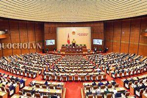 Quốc hội chốt tăng trưởng GDP năm 2019 là 6,6 - 6,8%
