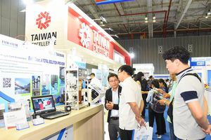 Taiwan Excellence tiếp tục đồng hành cùng triển lãm VietWater 2018