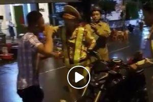 Vụ CSGT ở Bình Định bị ngã khi làm việc với 2 thanh niên có biểu hiện say xỉn: Không xử lý theo hướng hình sự hóa