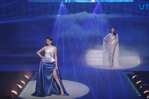 Nguyễn Thúc Thùy Tiên gặp 'sự cố' tại chung kết Hoa hậu Quốc tế 2018