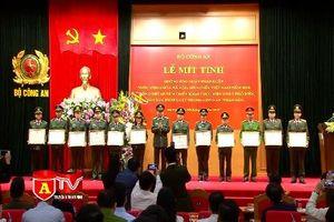 Bộ Công an kỷ niệm Ngày pháp luật Việt Nam năm 2018