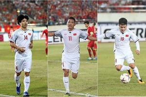 Ba cầu thủ họ 'Nguyễn' của ĐT Việt Nam được báo nước ngoài vinh danh
