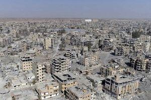 Nga cáo buộc liên quân Mỹ gây ra cái chết của 8.000 người Raqqa ở Syria