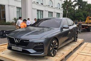 Sedan VinFast Lux A2.0 bất ngờ lộ diện, chờ ngày ra mắt thị trường Việt Nam