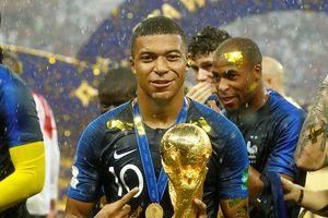 Mbappe tự tin đánh bại Messi, Ronaldo