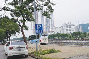 Khu đô thị Pháp Vân - Tứ Hiệp 2: Náo loạn vì bãi trông giữ xe