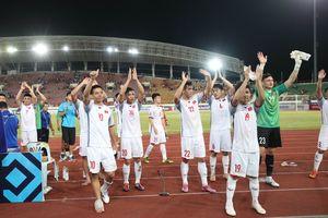 Tuyển Việt Nam khởi đầu suôn sẻ cho hành trình chinh phục AFF Cup
