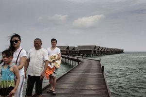 Maldives loay hoay thoát khoản nợ khổng lồ với Trung Quốc