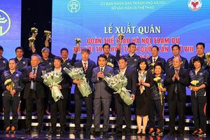 Đoàn Hà Nội quyết giành vị trí đầu tại Đại hội Thể thao toàn quốc lần VIII
