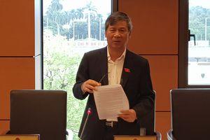 Kỳ họp thứ 6, Quốc hội khóa XIV: Cần phải giữ gìn sự trong sáng của tiếng Việt