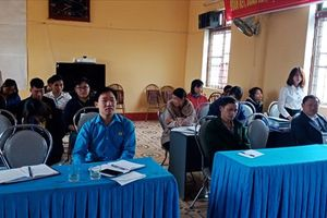 Lào Cai: LĐLĐ huyện Mường Khương đối thoại với cán bộ, đoàn viên xã Tả Thàng