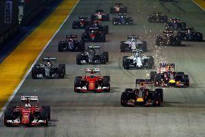 Giá vé xem đua xe công thức 1 ở các nước khác là bao nhiêu?