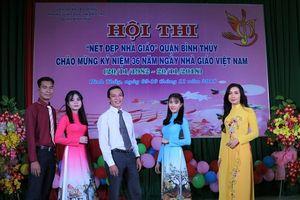 LĐLĐ quận Bình Thủy: Tổ chức cuộc thi sắc đẹp cho các giáo viên