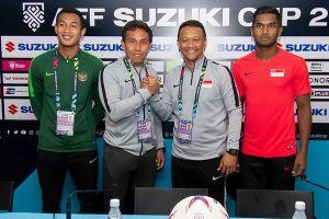 Bảng B - AFF Cup 2018: Singapore 'cẩn thận củi lửa' trước Indonesia