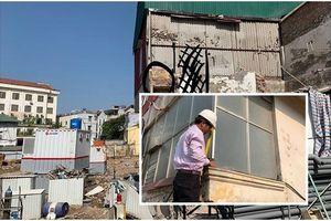 Công đoàn Y tế xin ý kiến Tổng LĐLĐVN về việc tranh chấp ranh giới đất với Công ty Văn Phú - Giảng Võ