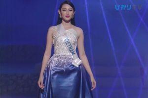 Thùy Tiên trượt top 15, người đẹp Venezuela đăng quang Miss International 2018