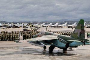 Nga sắp không kích lớn, người Kurd lo bị bao vây
